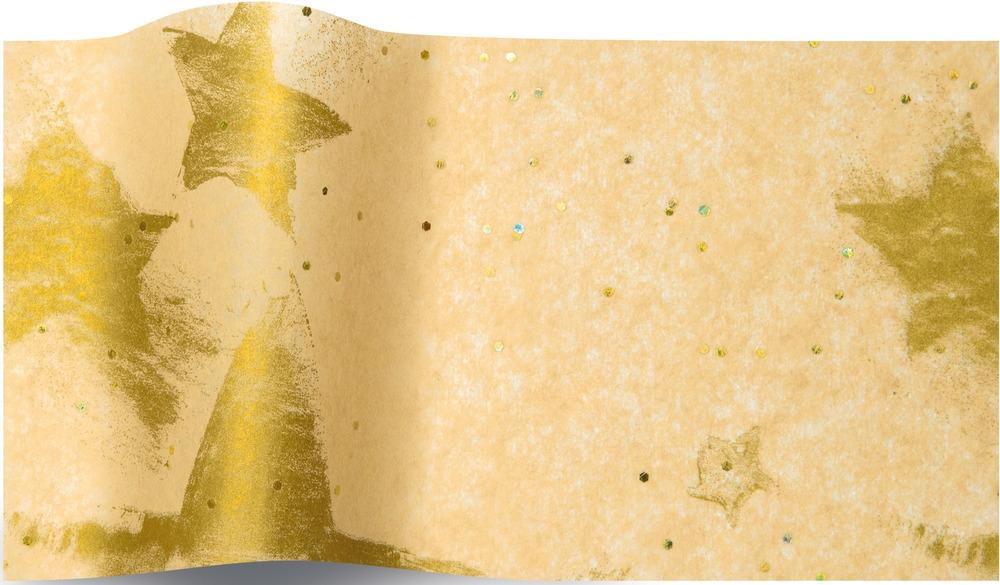 papier de soie etoile