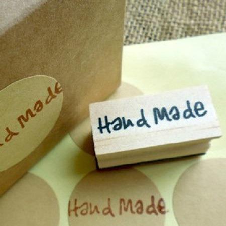 tampon hand made