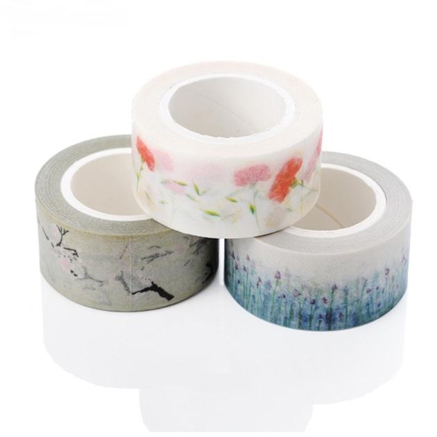 masking tape coquelicot