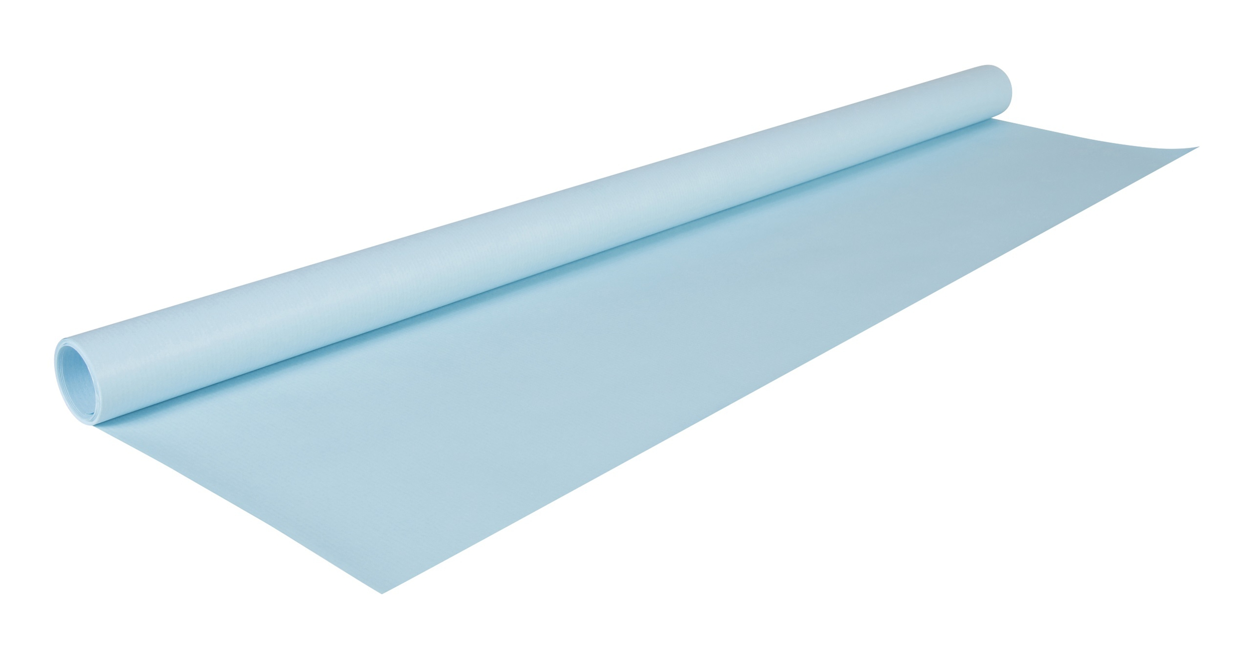 papier kraft bleu clair