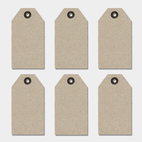 tres grande etiquette