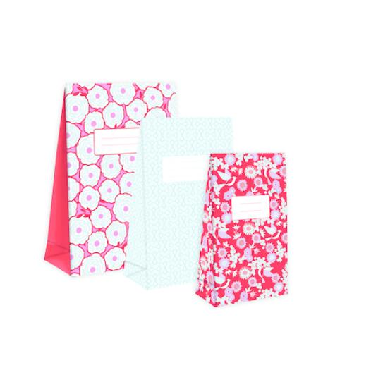 Sakura - 3 pochettes cadeaux