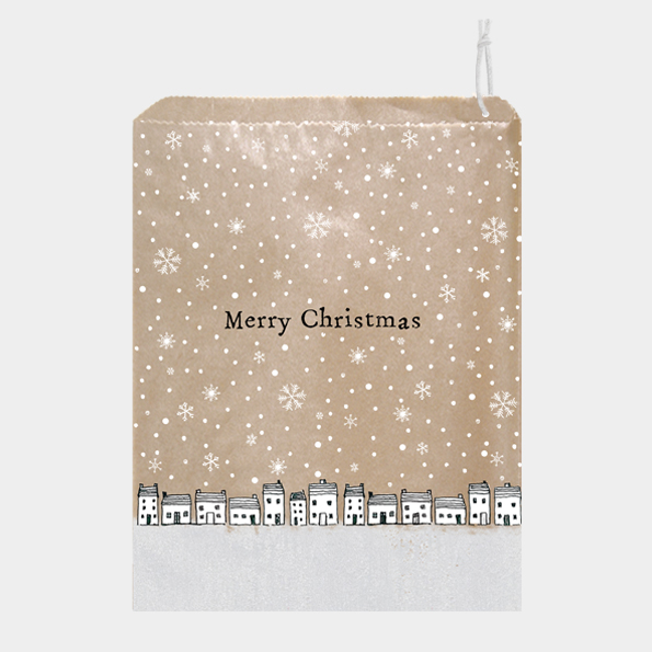 Kraft - 50 grandes pochettes Noël