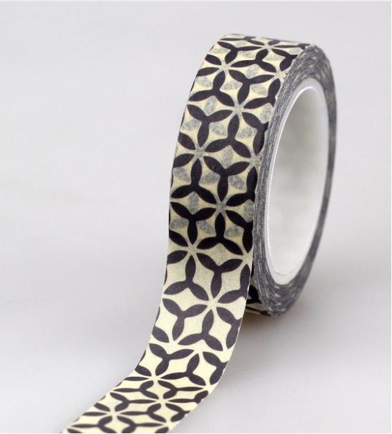 Géométrique - Masking tape 10m