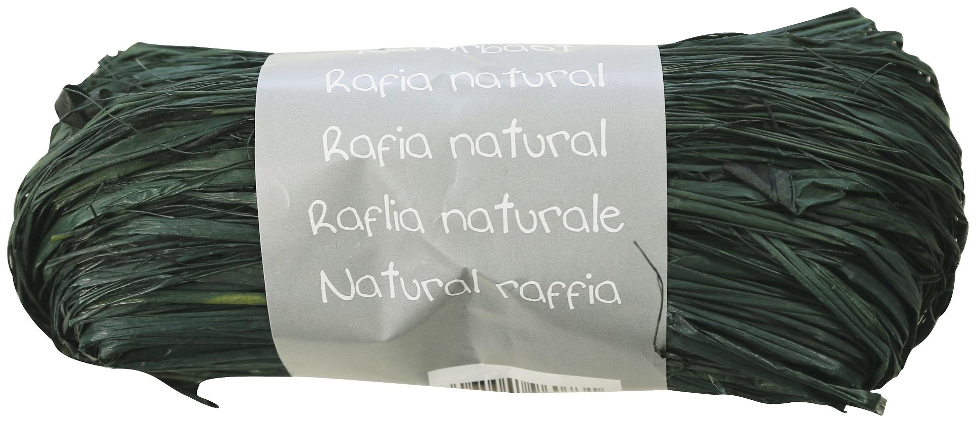 BOBINE RAPHIA vert