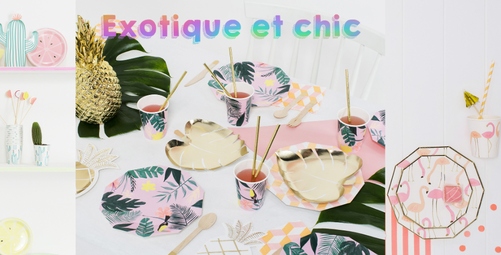 Tendance tropicale