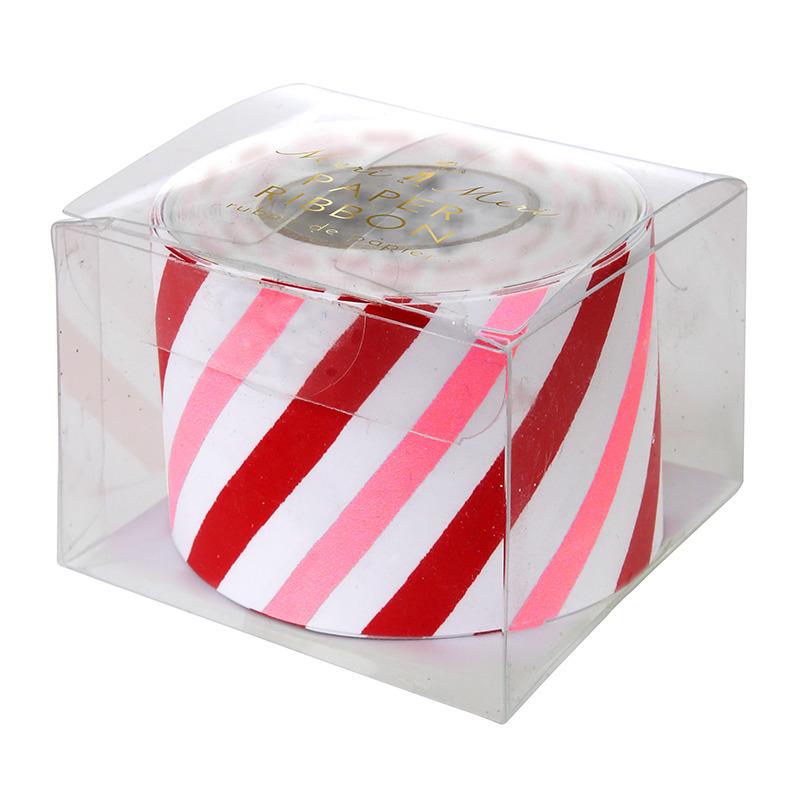 emballages-16m-de-ruban-papier-noel-rouge-et-o-8763841-rouleau-papier-5257-5676f_big