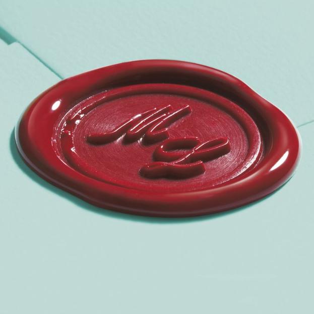 sceau personnalisé initiales