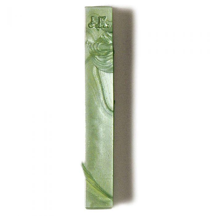Herbin - 4 bâtons de cire vert amande nacré