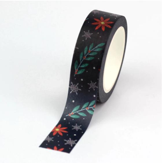 Nature - Masking tape Hiver