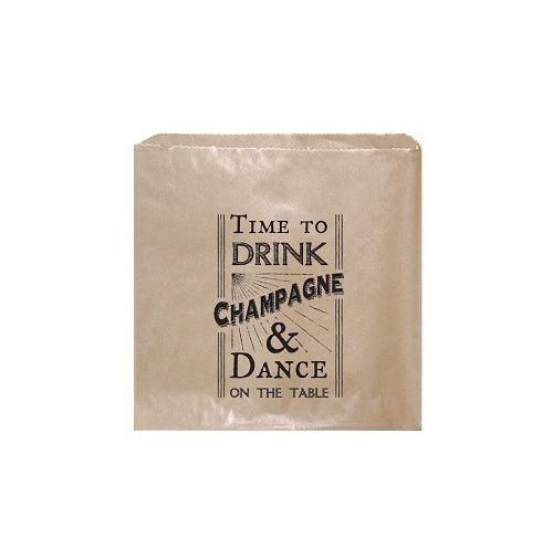 Champagne - 45 sachets kraft
