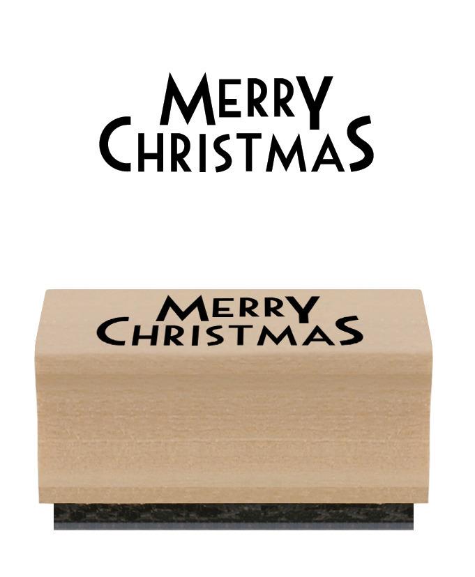 Vintage - Tampon Noel