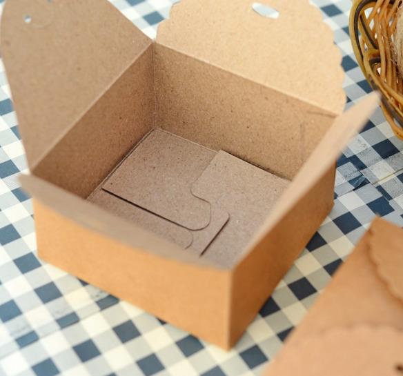 kraft petite boite d co boites sachets boites cadeaux la paqueterie. Black Bedroom Furniture Sets. Home Design Ideas