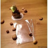 """""""Moyen"""" - 6 sachets confiseur en plastique"""