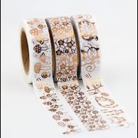 """""""Foil tape"""" - Masking tape dorée"""