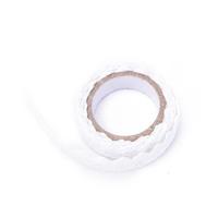 """Lace tape"" - Masking tape en dentelle blanche"