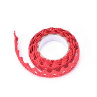 """Lace tape"" - Masking tape en dentelle rouge"