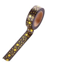 """""""Brillante"""" - Masking tape avec des étoiles"""