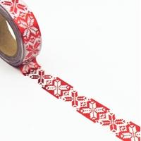 """Vintage"" - Masking tape Noel"