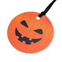 """""""Citrouille"""" - 6 étiquettes pour Halloween"""