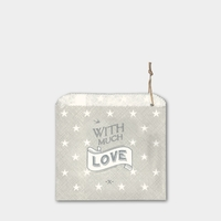 """With love"" - 45 sachets papier"
