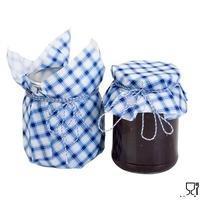 Kit pour emballer des pots de confiture