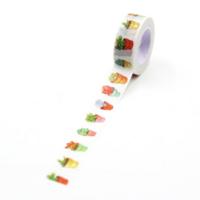 """Succulente"" - Masking tape 10m"