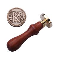 """""""Alphabet"""" - Sceau lettre K"""