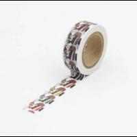 """""""Papa Noël"""" - Masking tape 10m"""