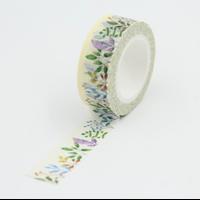 """Fleurs"" - Masking tape 10m"