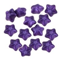 """""""Etoiles"""" - 50 granulés de cire violette"""