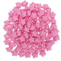 """""""Etoiles"""" - 50 granulés de cire rose"""