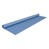 """Rouleau"" - Papier kraft bleu"
