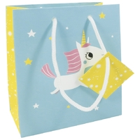 """Magic"" - Joli petit sac licorne"