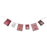 """""""Scandinave"""" - 24 stickers calendrier de l'Avent"""