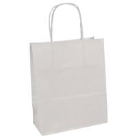 """Kraft"" - 25 sachets en papier blanc"