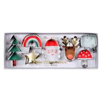 """""""Noël"""" - 7 emporte-pièces pour biscuits"""