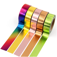 """Shiny"" - Masking tape brillante {5 couleurs}"