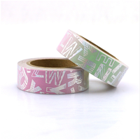 """Alphabet"" - Jolie masking tape brillante"