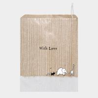 """""""With love"""" - 10 grandes pochettes avec des animaux"""