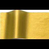 """""""Luxe"""" - 5 feuilles de papier de soie doré"""