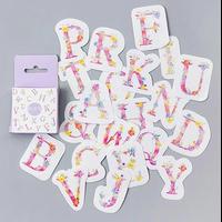 """""""Alphabet"""" - 40 stickers avec des lettres"""