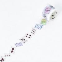 """""""Alice au pays des merveilles"""" - Masking tape largeur 2,5cm"""