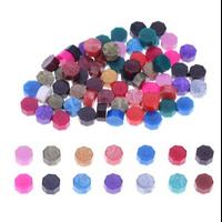 """""""Color"""" - 100 granulés pour tampon de cire"""