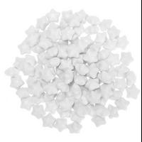 """Etoiles"" - 50 granulés de cire blanche"
