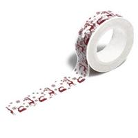 """""""Scandi"""" - Masking tape avec des rennes"""