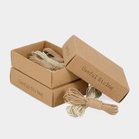 """""""Atelier"""" - Boite de 4 ficelles papier"""