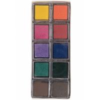 """""""Romantique"""" - Set de 10 encres couleur"""