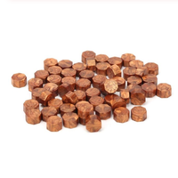 """""""Cuivre"""" - 100 granulé des cire pour sceau"""