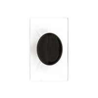 Bloc acrylique pour tampon silicone 6x10cm